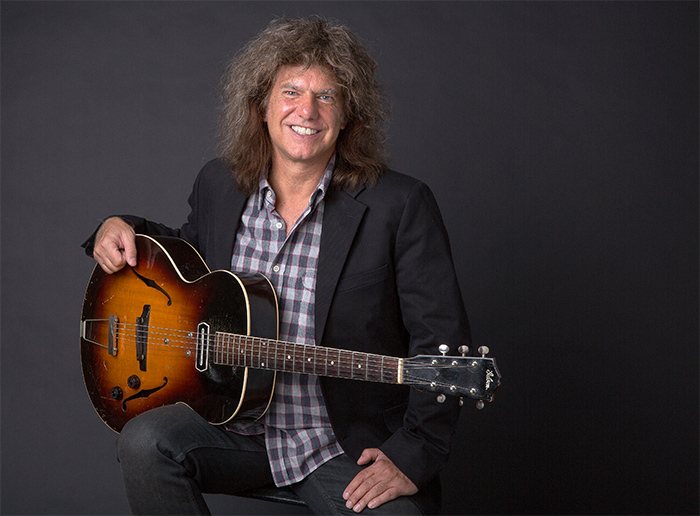 PAT_METHENY_Guitar Styles and Diversity