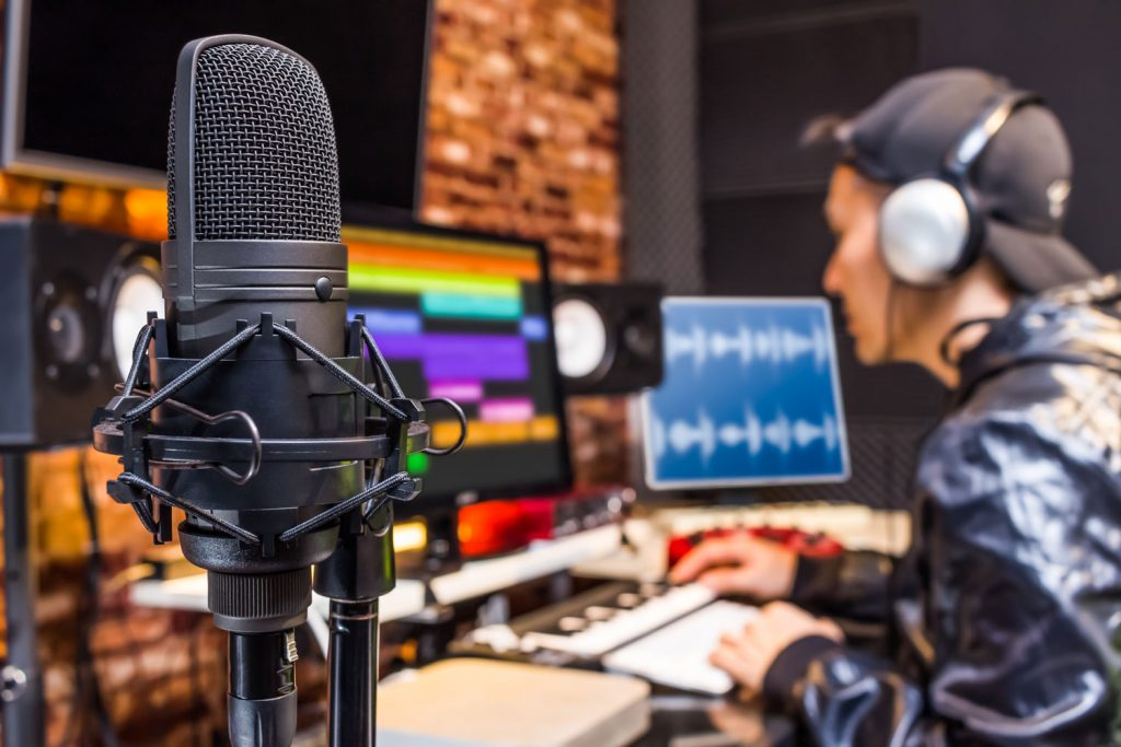 How to Record your song Creative Guitar Academy Studio